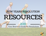 Resources for making your Resolutions happen in 2015 | New Years Resolution |